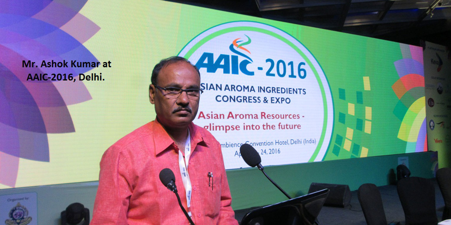AAIC-2016-International Conference, New Delhi