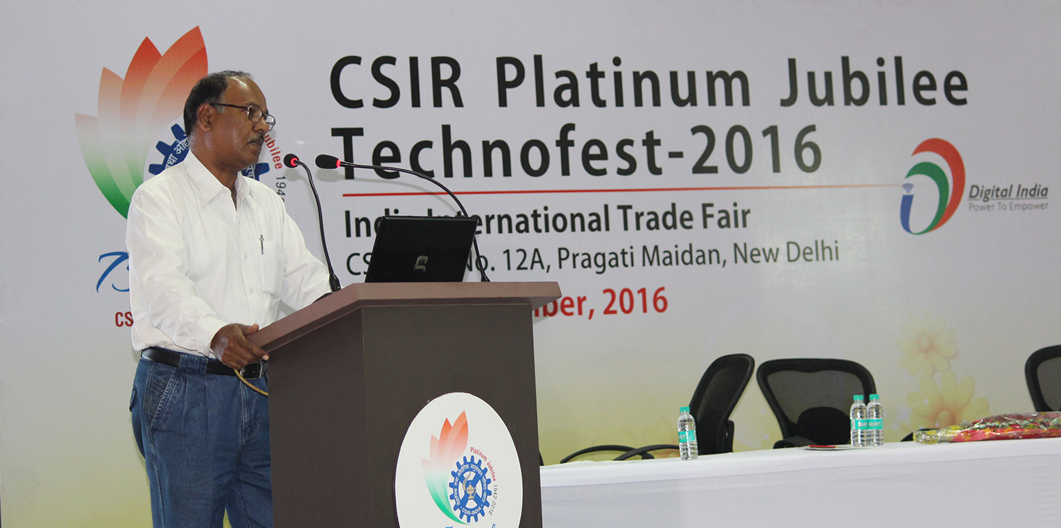 CSIR-2016- International Trade Fair, New Delhi
